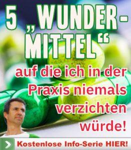 Newsletter: 5 Wundermittel